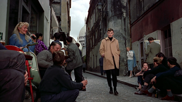 Style in Film-Audrey Hepburn in Funny Face