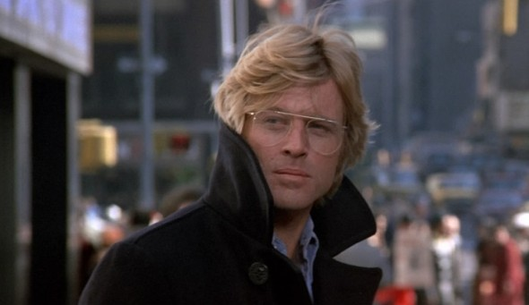 Style in film-Robert Redford in Three Days Of The Condor-1