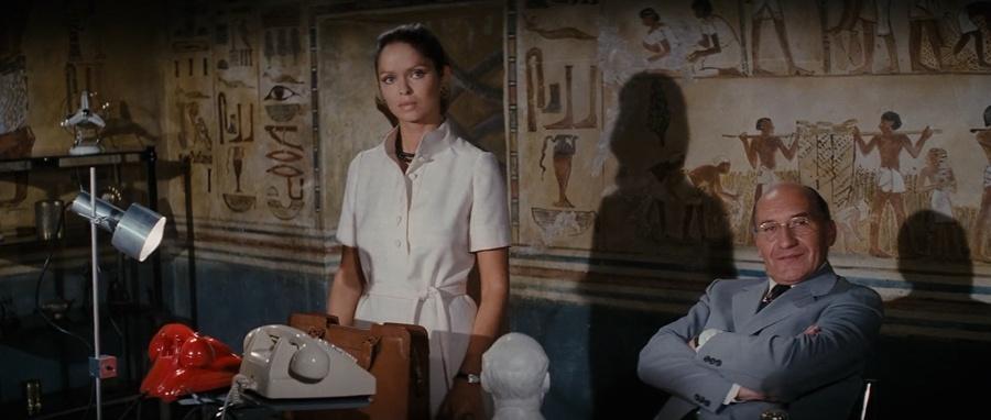 Barbara Bach as Bond Girl in The Spy Who Loved Me | Classiq