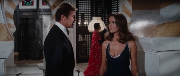 Barbara Bach as Bond Girl in The Spy Who LOved Me-1