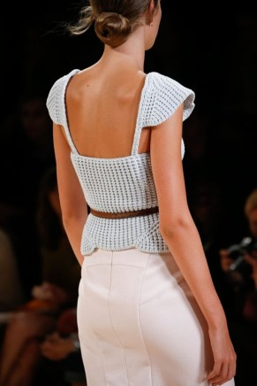 Spring 2015 Trends I Can Work-Light Knitwear-Nina Ricci