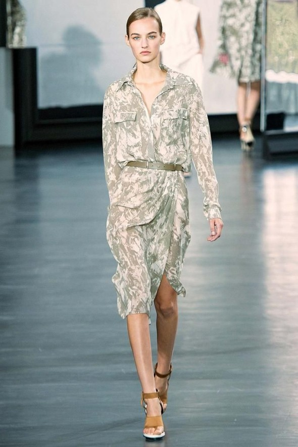 Spring 2015 trends I can work-Military pockets-Jason Wu Spring 2015