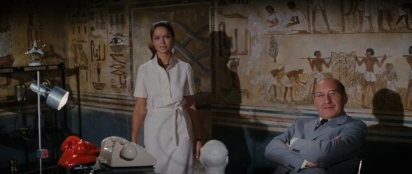 Style in film-Barbara Bach in The Spy who Loved Me