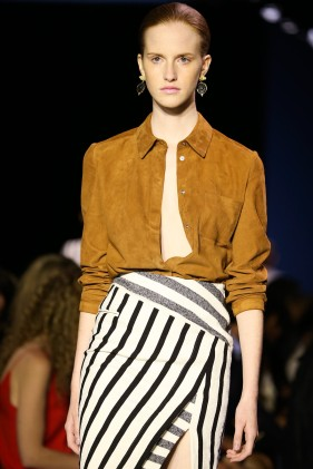 Spring 2015 Trends I Can Work: Suede-Altuzarra