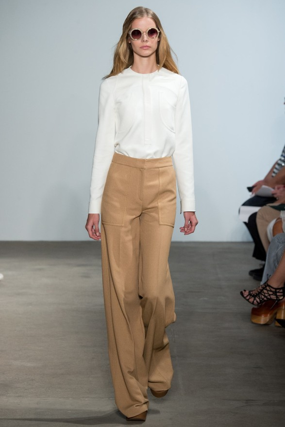 Spring 2015 trends I can work-70s style- Derek Lam