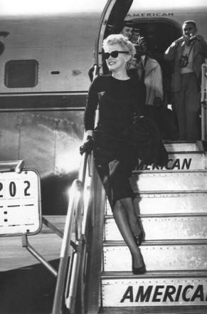 Marilyn Monroe 1955-1