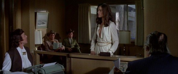 Style in film Ali MacGraw in The Getaway-1