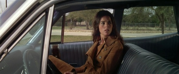 Style in film Ali MacGraw in The Getaway-2
