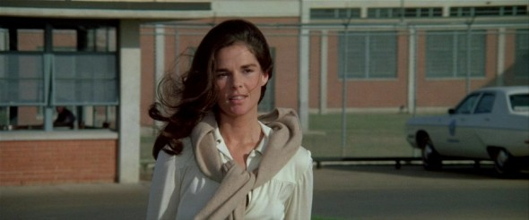 Style in film Ali MacGraw in The Getaway-6