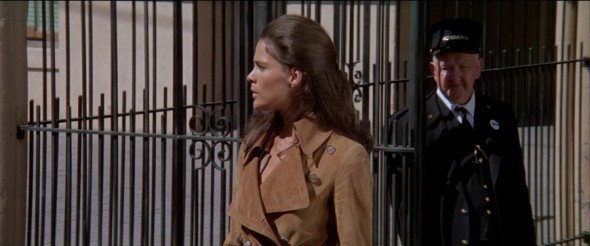 Style in film Ali MacGraw in The Getaway-8