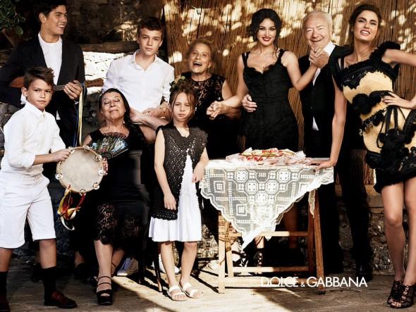 Dolce & Gabbana SS 2012
