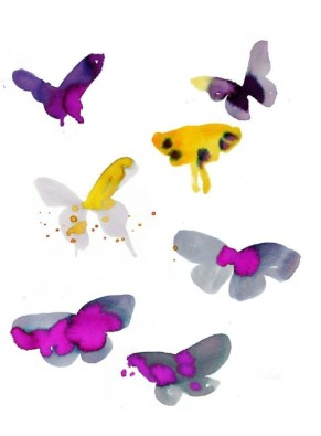 Stina Persson illustration-Butterflies