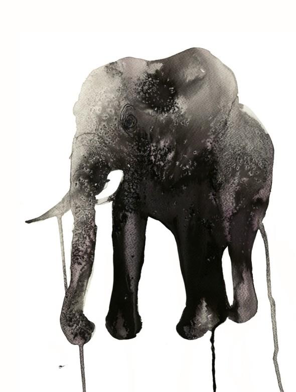 Stina Persson illustration-Concrete Jungle