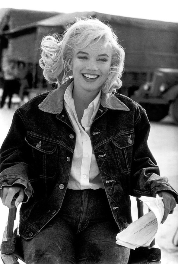 Marilyn Monroe style The Misfits