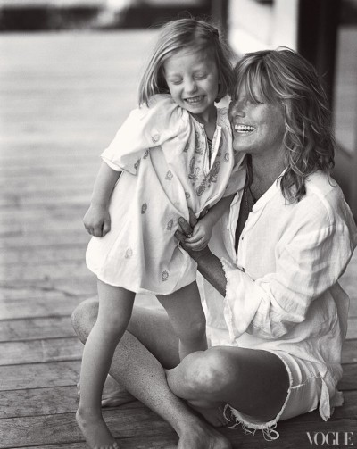 Timeless white shirt- Patti Hansen