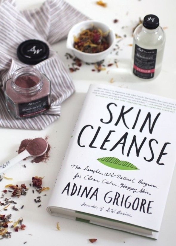 Skin Cleanse by Adina Grigore