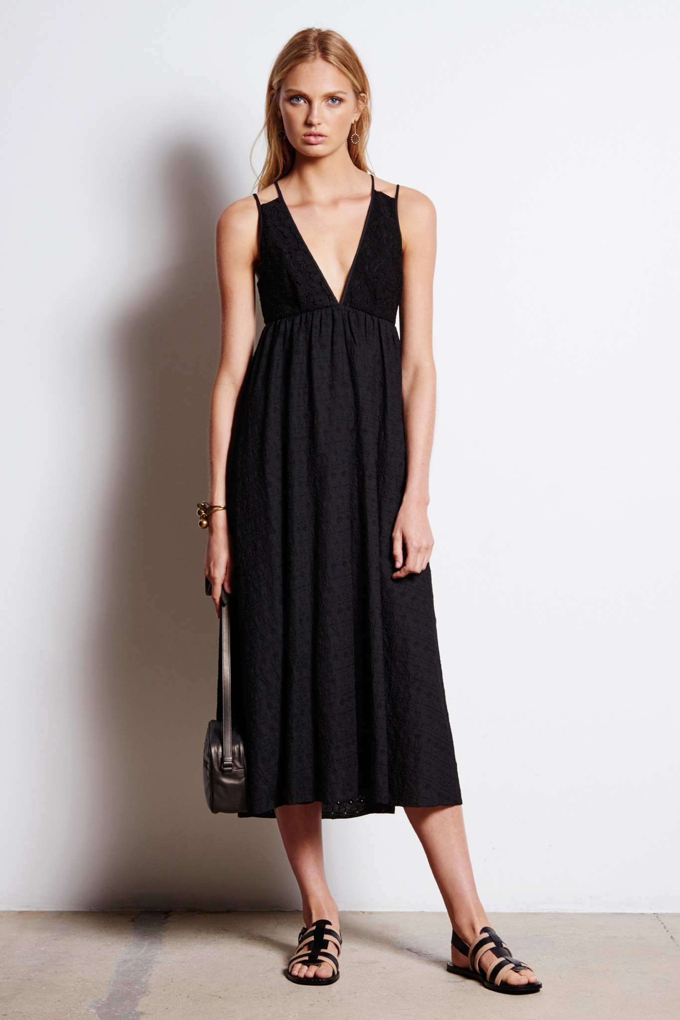 The Tomas Maier Little Black Dress