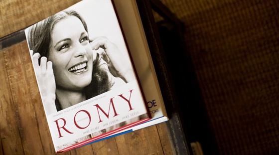 Romy Schneider book