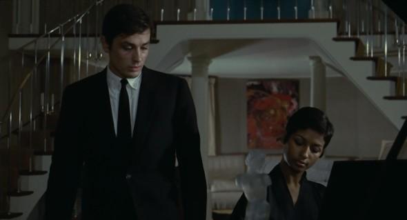 Style in film: Alain Delon in Le Samourai