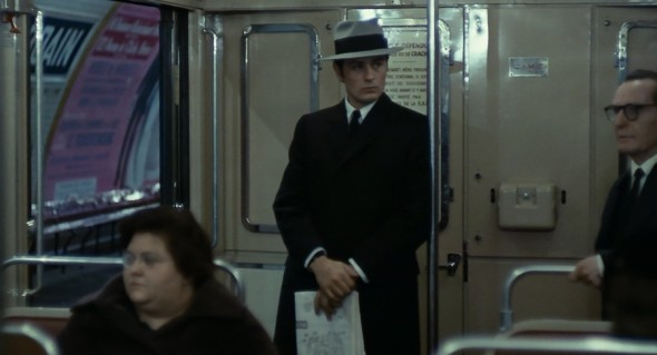 Style in film: Alain Delon in Le Samourai