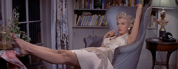Marilyn Monroe's style The Seven Year Itch