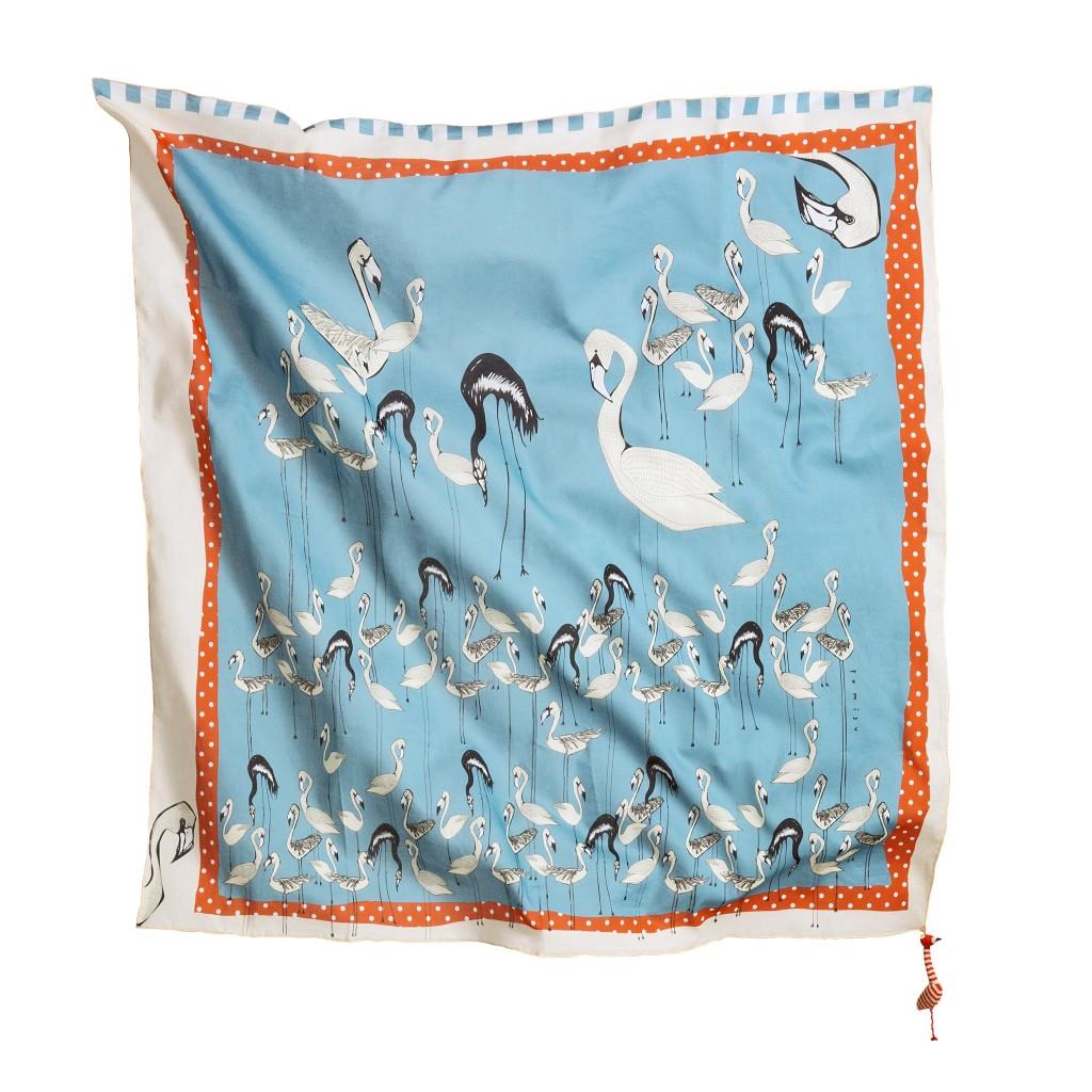 Rumisu scarves