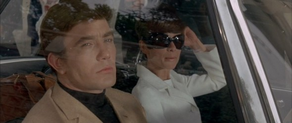 Style in film Audrey Hepburn Two for the Road
