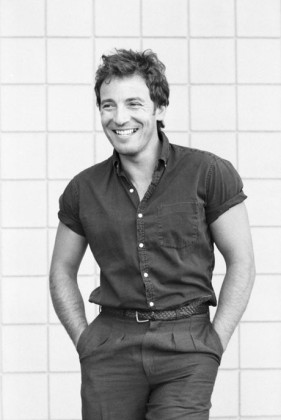 Bruce Springsteen by David Gahr