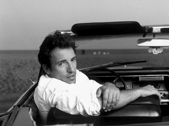 Bruce Springsteen and his classic American style