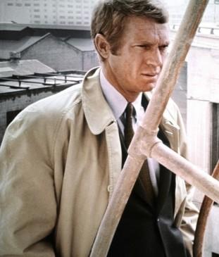 Steve McQueen style Bullitt