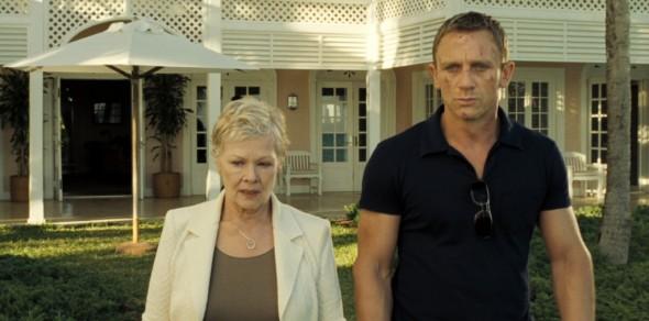 Daniel Craig polo t-shirt Casino Royale