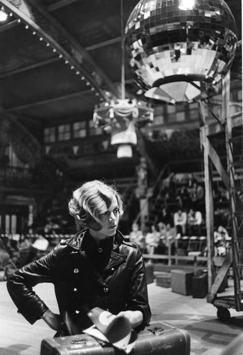 Jane Fonda by Bob Willoughby