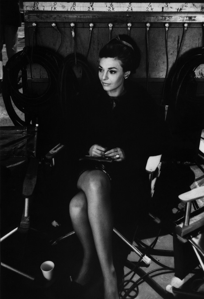 Anne Bancroft by Bob Willoughby