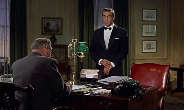 Sean Connery dinner suit Dr No