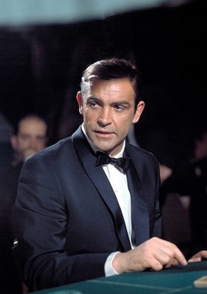 Sean Connery tuxedo James Bond