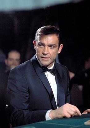 Sean Connery tuxedo James Bond