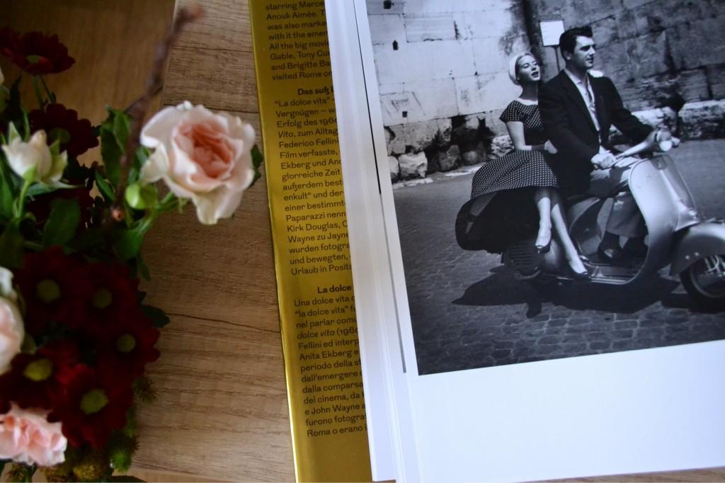 La dolce vita The golden age of Italian style and celebrity