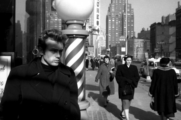 James Dean peacoat