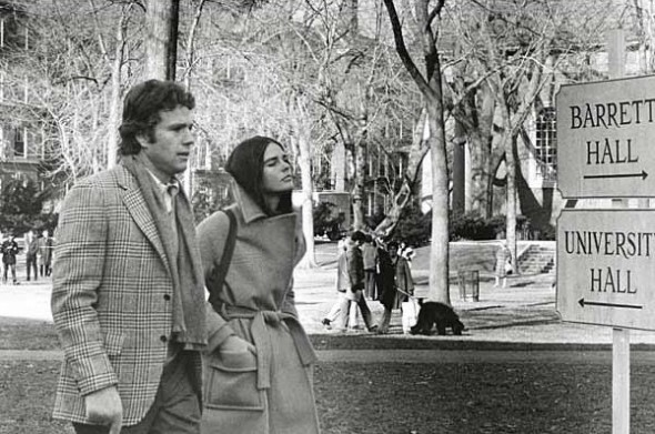 Ali MacGraw camel coat Love Story