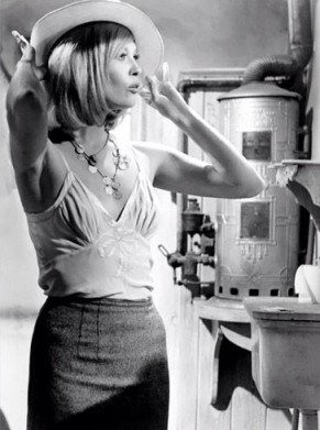Faye Dunaway in Bonnie and Clyde