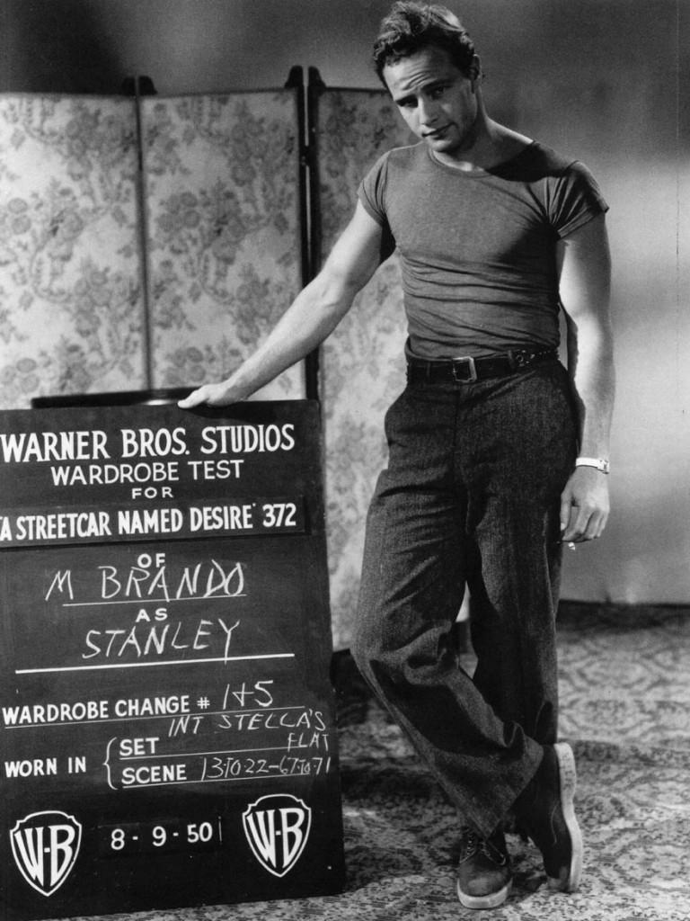 Marlon Brando A Streetcar Named Desire