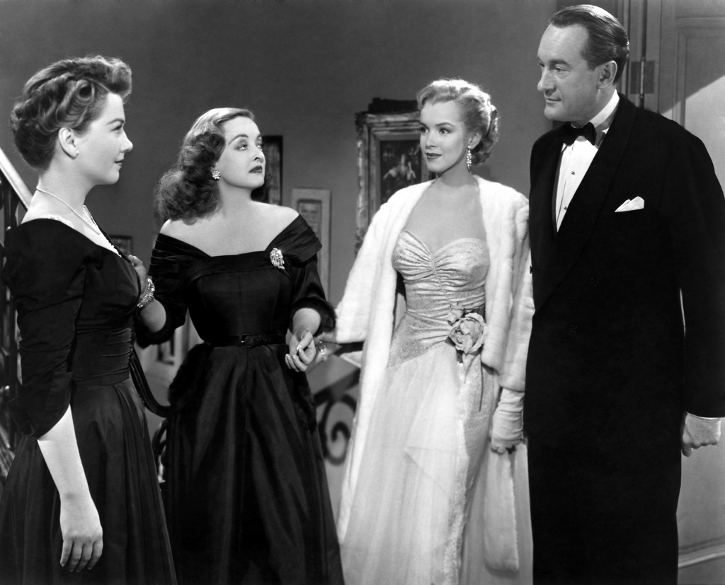 Bette Davies, Anne Baxter- all about eve 19