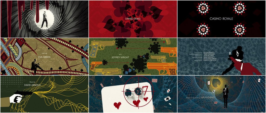 Casino Royale title design