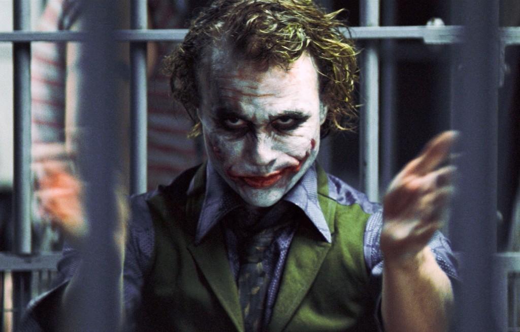 Heath Ledger Dark Knight