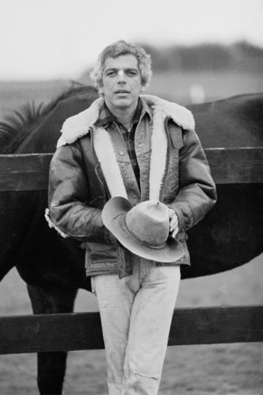 Ralph Lauren shearling jacket