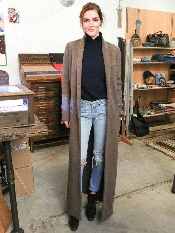 Classic American Style Hilary Rhoda