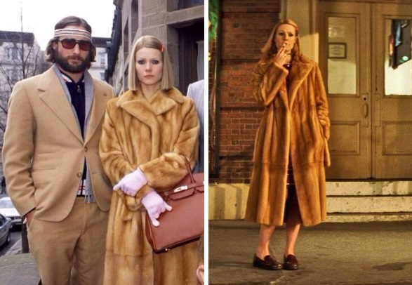 costumes in the royal tenenbaums