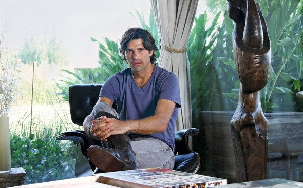 A sporting life Nacho Figueras
