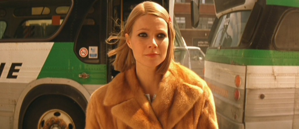 Gwyneth Paltrow style The Royal Tenenbaums