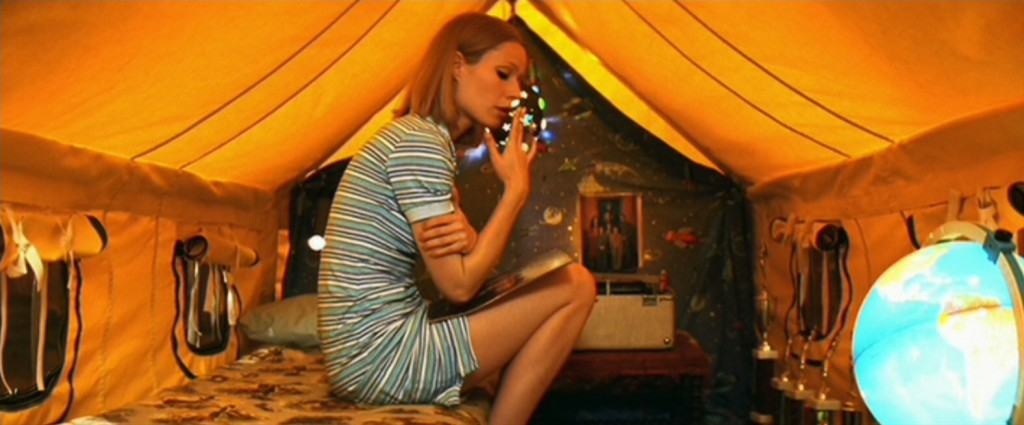 Gwyneth Paltrow tennis dress The Royal Tenenbaums